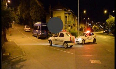 Razie în Cluj-Napoca! Zeci de persoane legitimate VIDEO