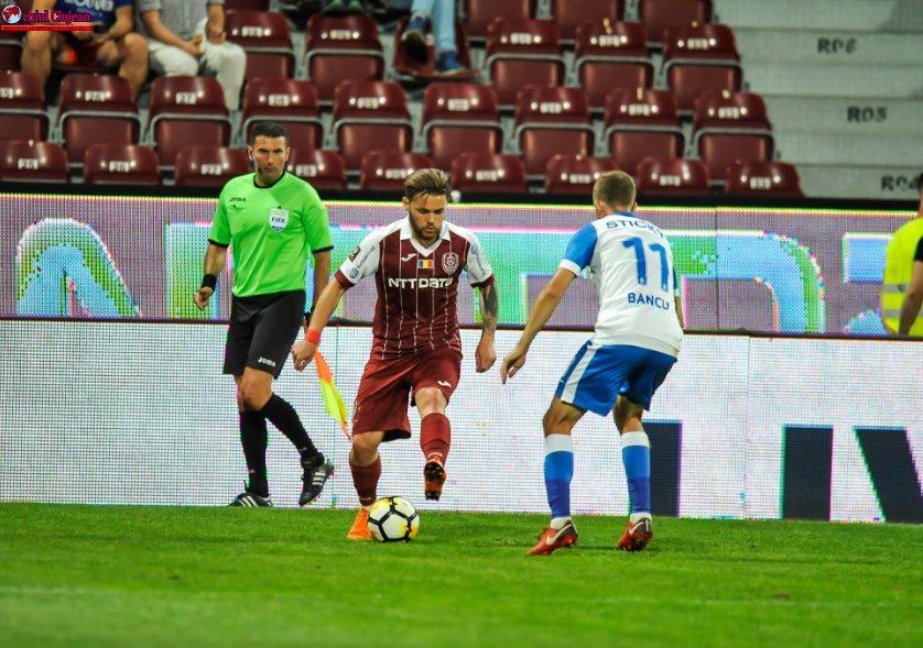 CFR CLUJ- CSU CRAIOVA 1-0