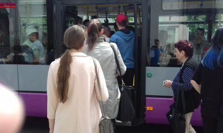 Cluj: Hoț de buzunare prins de un jandarm aflat  în timpul liber