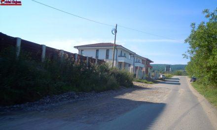 Cluj: Lucrări de întreținere pe drumul județean 103G limita municipiului Cluj-Napoca – Centura ocolitoare Vâlcele-Apahida FOTO