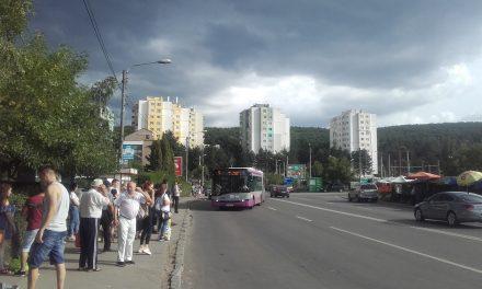 CTP Cluj: Traseu deviat pentru linia M24