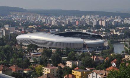 Meciul de fotbal dintre A.S. F.C. Universitatea Cluj şi F.C. Petrolul Ploiești, duminică 23 septembrie