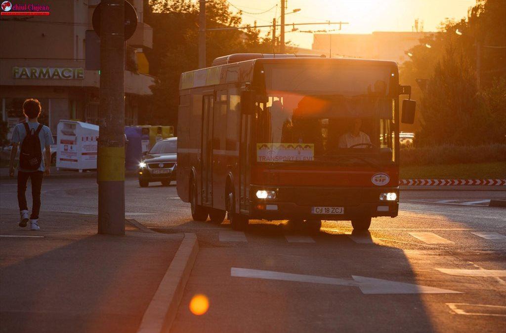 CTP Cluj va relua transportul elevilor din Colonia Pata Rat Dealul Fanatelor, Valea Fanatelor