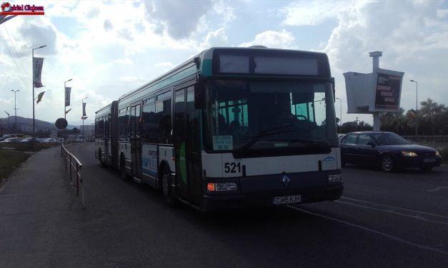 CTP Cluj: Se mută stația Calvaria a liniei M26