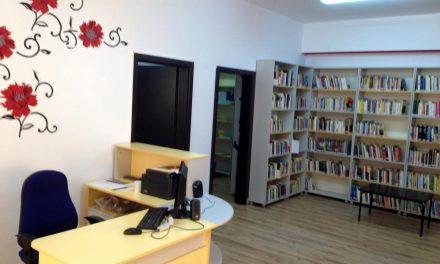 """O nouă filială a Bibliotecii Județene """"Octavian Goga"""" a fost deschisă  FOTO"""