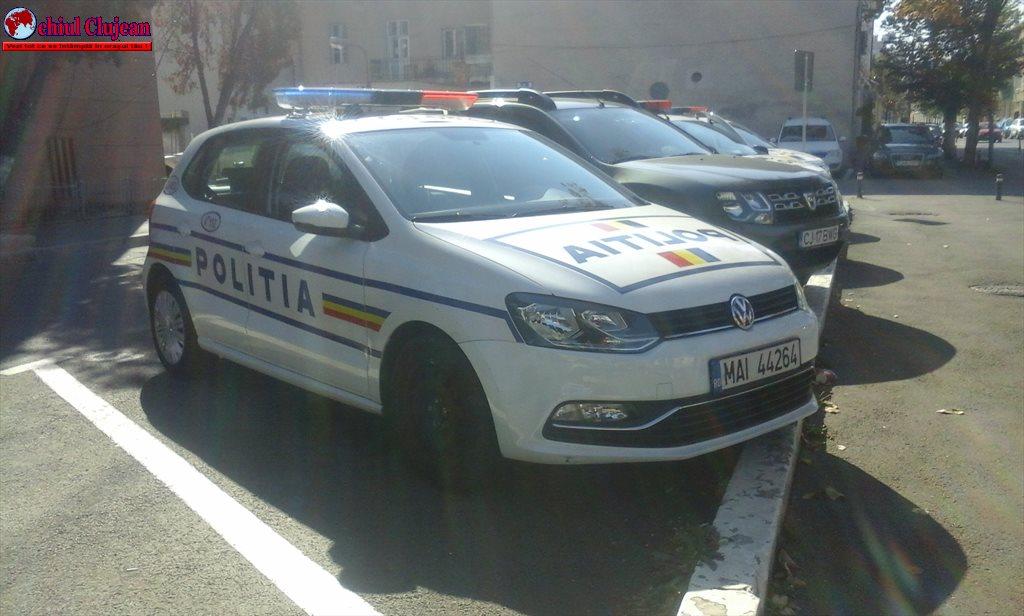 Cluj: Peste 400 de polițiști vor fi la datorie de Paște