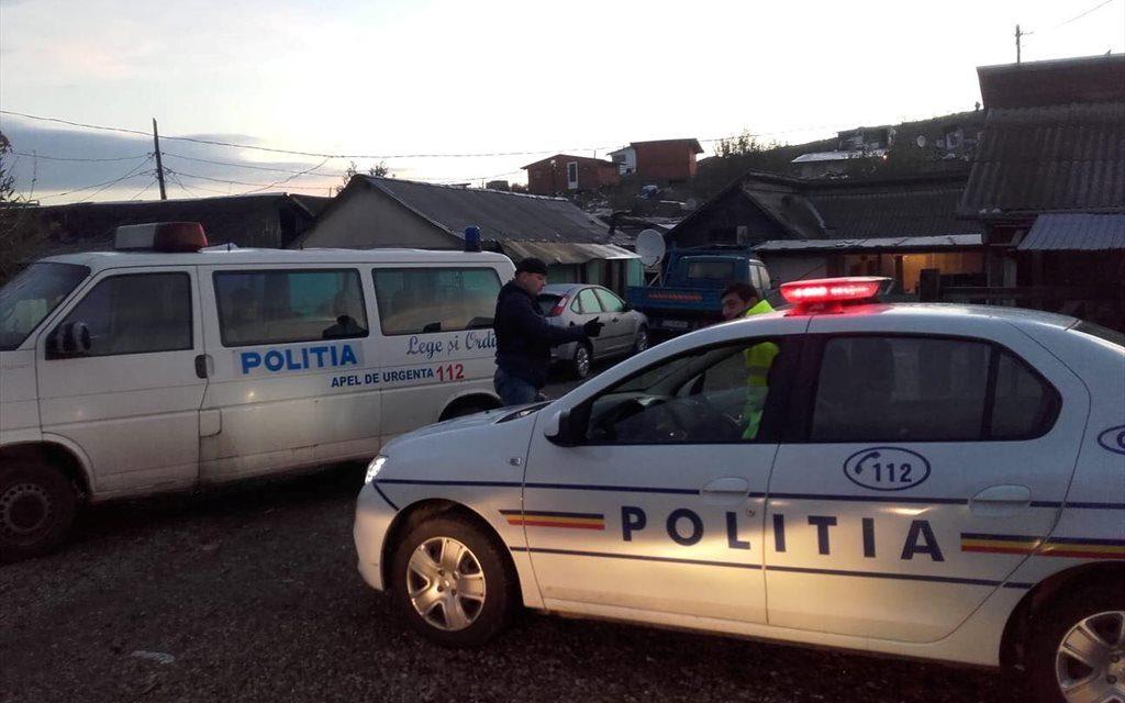 Razie la Cluj-Napoca! Trei mandate de aducere au fost puse în aplicare
