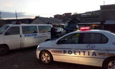 Razie la Pata Rât. 3 persoane au fost conduse la secție FOTO