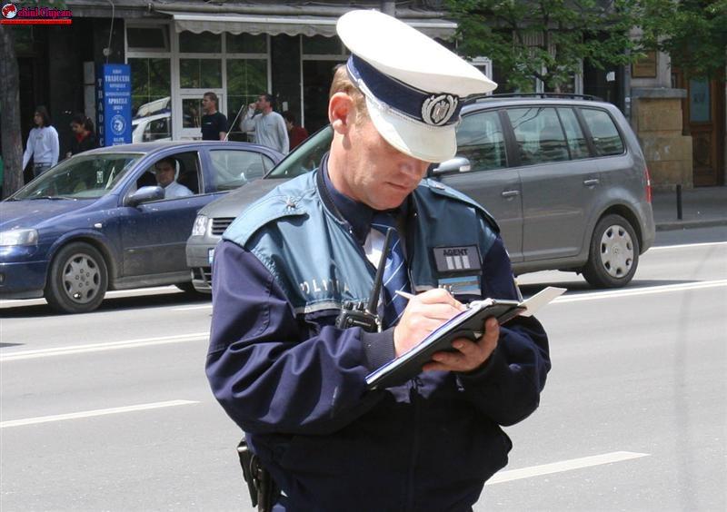 Cluj: Polițiștii au aplicat 19 sancțiuni contravenționale