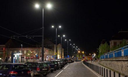 Cluj-Napoca: Lucrări de înlocuire a aparatelor de iluminat public