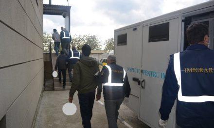 Trei cetățeni străini, depistați la muncă ilegală în Cluj