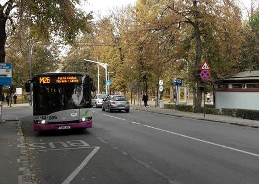 CTP Cluj: Traseu deviat pentru două linii de transport în comun, cu ocazia Street Food Festival