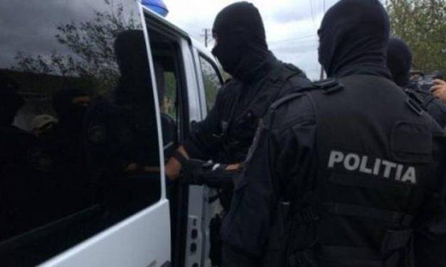 Trafic de minori în Bistrița. Trei persoane au fost reținute