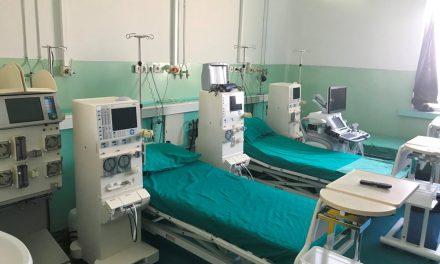 Echipamente de înaltă performanță destinate procedurilor urologice și de transplant renal, achiziționate cu fonduri de la Consiliul Județean