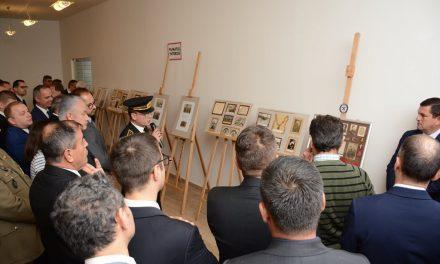 """IPJ Cluj: ,,Siguranța cetățenilor și a bunurilor în județul Cluj, 1918-2018""""  FOTO"""
