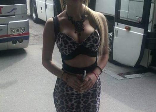 Georgiana Perian, fiica șefului poliției locale din Baia Mare, agață bărbați pe bandă rulantă