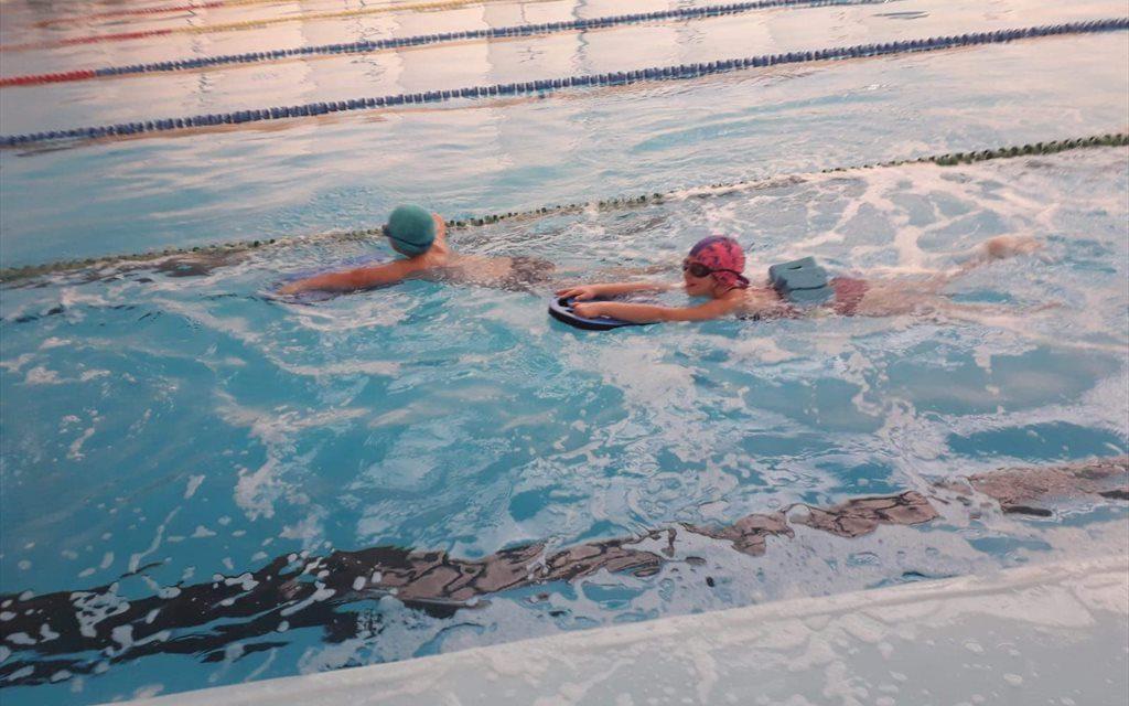 """""""Ora de sport altfel"""" la Bazinul Olimpic Grigorescu FOTO"""