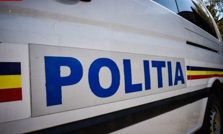 Acțiune a polițiștilor la Câmpia Turzii