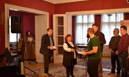 """Câștigătorii celei de-a XXXIV-a ediții a Festivalului Naţional de Poezie ,,Octavian Goga"""""""