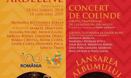 Cluj: Icoane, colinde și lansare de carte în pragul sărbătorilor de iarnă