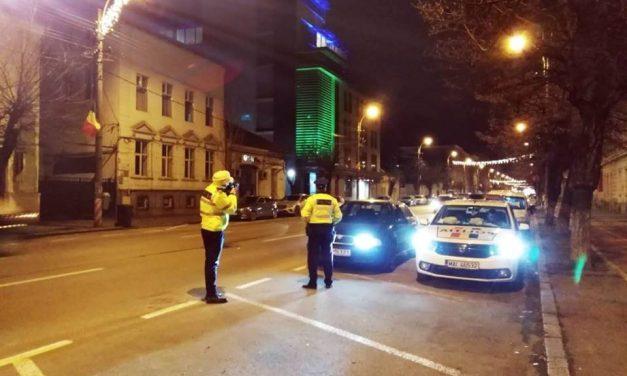Sute de sancțiuni aplicate de polițiști, la Cluj. Câți șoferi au rămas fără permis
