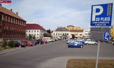 Cluj : Recomandări pentru evitarea cozilor de început de an pentru abonamentele de parcare în  zonă centrală
