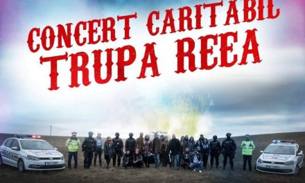 Concert caritabil organizat de poliția clujeană, Trupa Reea și Beard Brothers
