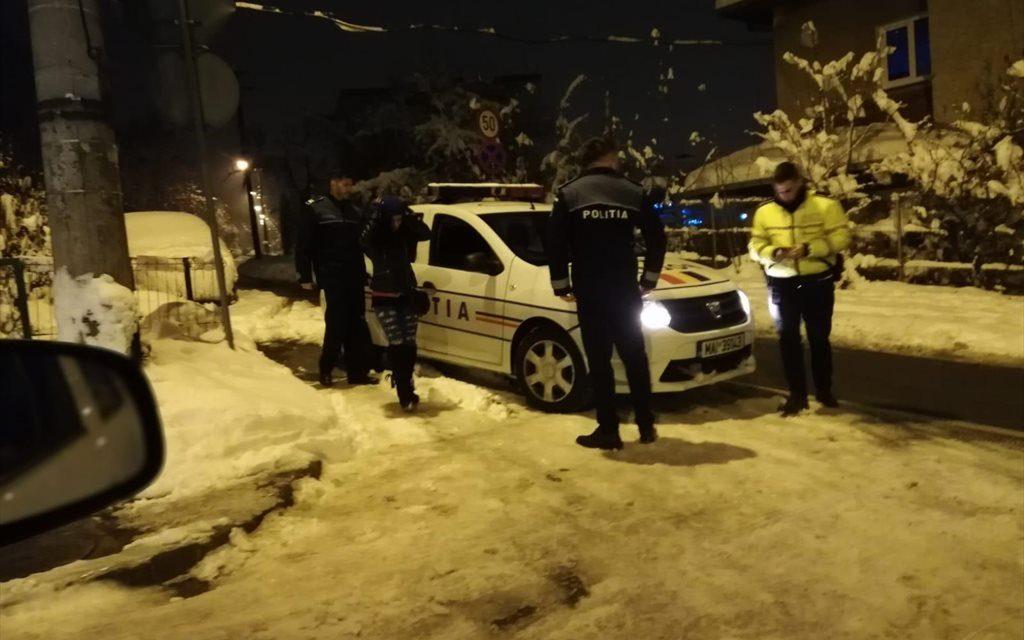 Acţiune de amploare, cu efective mărite pe raza municipiului Cluj-Napoca FOTO