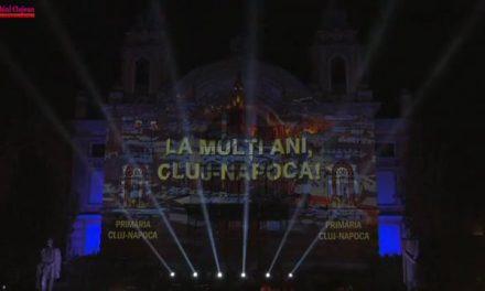 Cluj: Mii de persoane au admirat Parada Militară și un spectacol unic și emoționant VIDEO