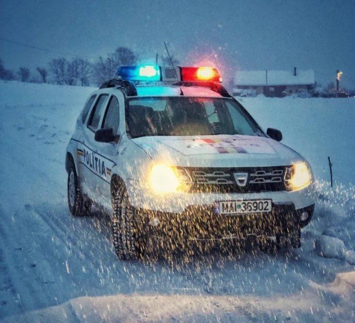 IPJ Cluj: Recomandări pentru circulația rutieră