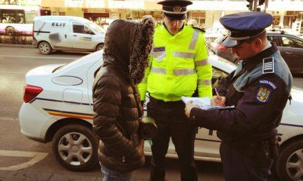 Razie în Cluj-Napoca! Peste 530 de persoane legitimate, 316 autovehicule controlate și 64 de sancțiuni aplicate FOTO