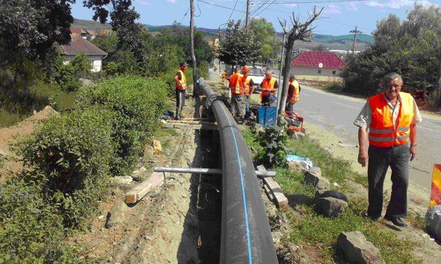 Noi localități clujene vor fi racordate la rețeaua centralizată de apă potabilă a județului