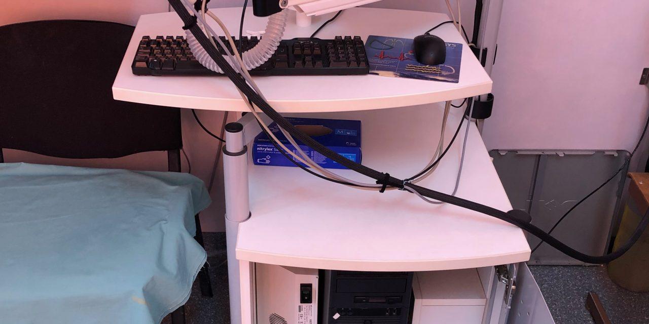 CLUJ: Noi echipamente ultraperformante destinate investigării afecțiunilor cardiace și pulmonare