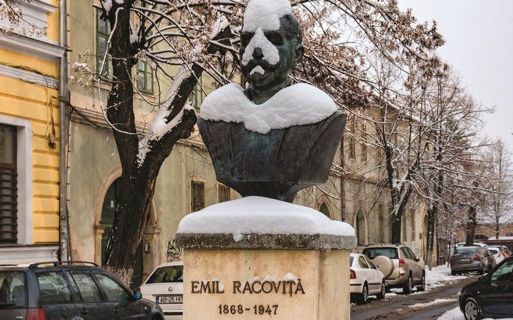 """Expoziția de fotografie """"Statui ale Clujului atinse de nea"""""""