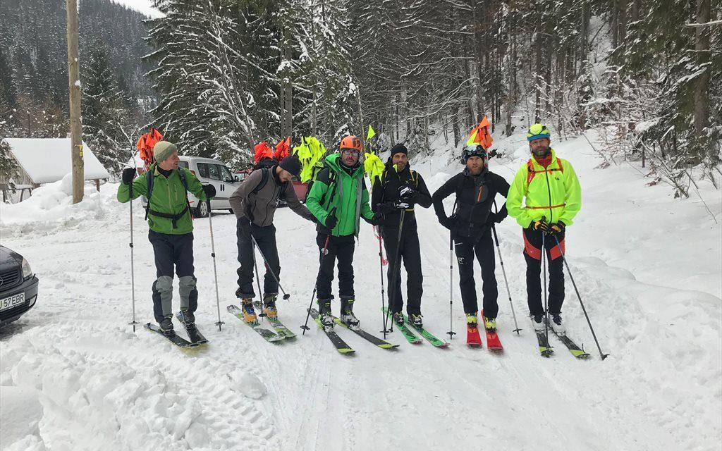Cupa Vlădeasa 2019 – Schi alpinism/Schi de tură   FOTO