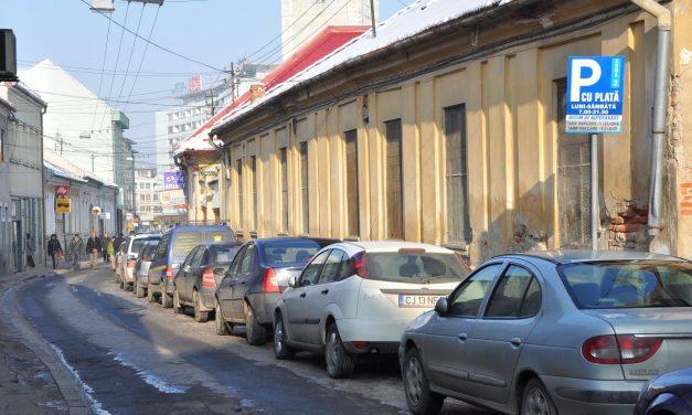 Cluj-Napoca: Plata online pentru abonamentele de parcare pentru zona 2