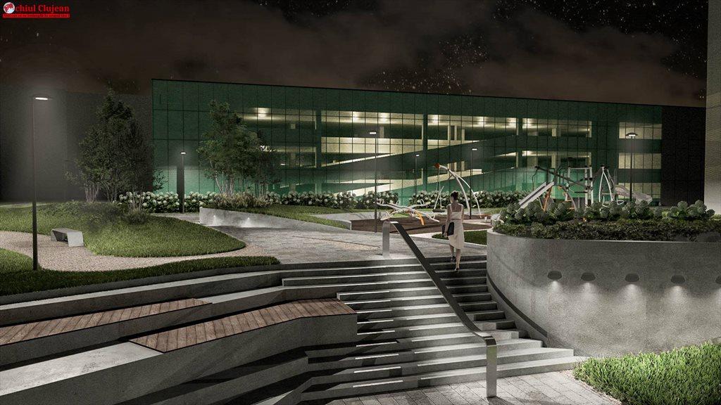 Un nou parking va fi construit în Mănăștur