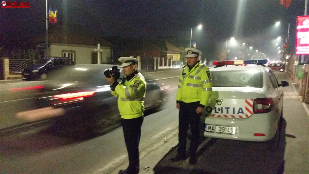 Razie de amploare în Florești. 116 persoane legitimate, 59 autovehicule controlate și 58 de sancţiuni contravenţionale aplicate