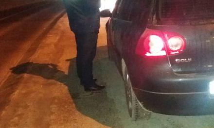 Razie de amploare, cu efective mărite la Cluj. Au fost legitimate 56 de persoane și au fost controlate 42 de autovehicule