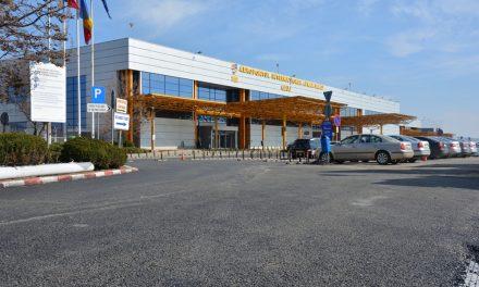 """Parcarea Aeroportului Internațional """"Avram Iancu"""" Cluj a fost modernizată FOTO"""