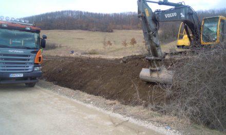 Au început lucrările de reabilitare și modernizare pe Drumul Bistriței FOTO