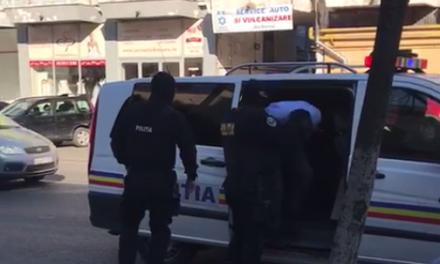 Bărbat căutat de autoritățile din Marea Britanie pentru multiple crime, depistat în Cluj VIDEO