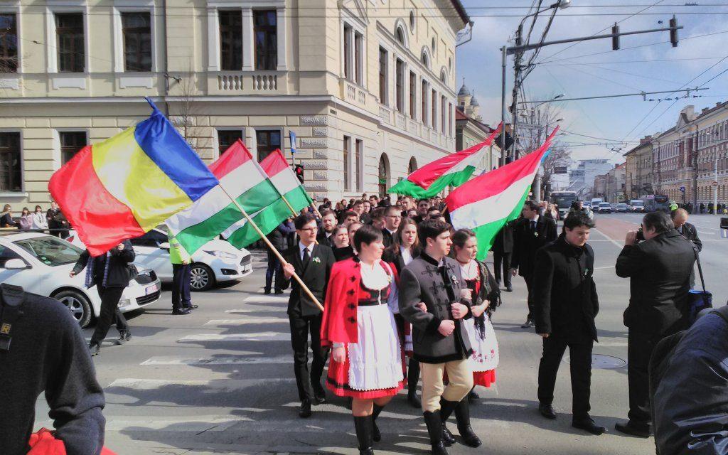 Ziua Maghiarilor de Pretutindeni la Cluj-Napoca. Vor fi restricții de circulație