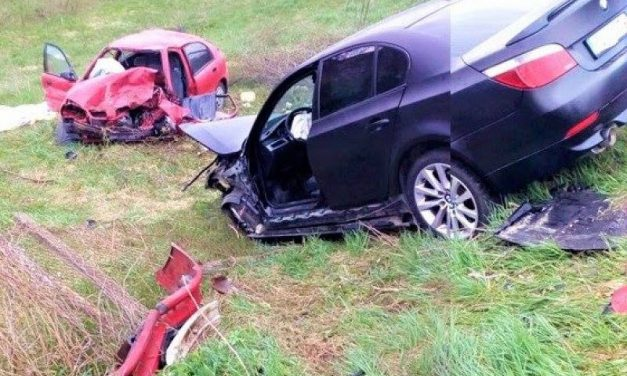 Accident MORTAL la Bobâlna FOTO
