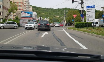 Noi reglementari de circulație pe strada Uzinei Electrice și  în Grigorescu FOTO