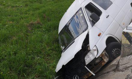 Accident cu 4 victime pe un drum din Cluj FOTO