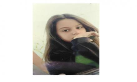 Ați văzut-o? O minoră de 12 ani din Cluj a dispărut de acasă FOTO