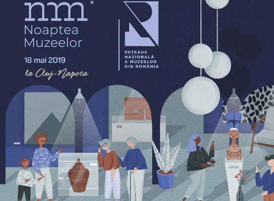 Noaptea Muzeelor Cluj-Napoca 2019. Vezi programul
