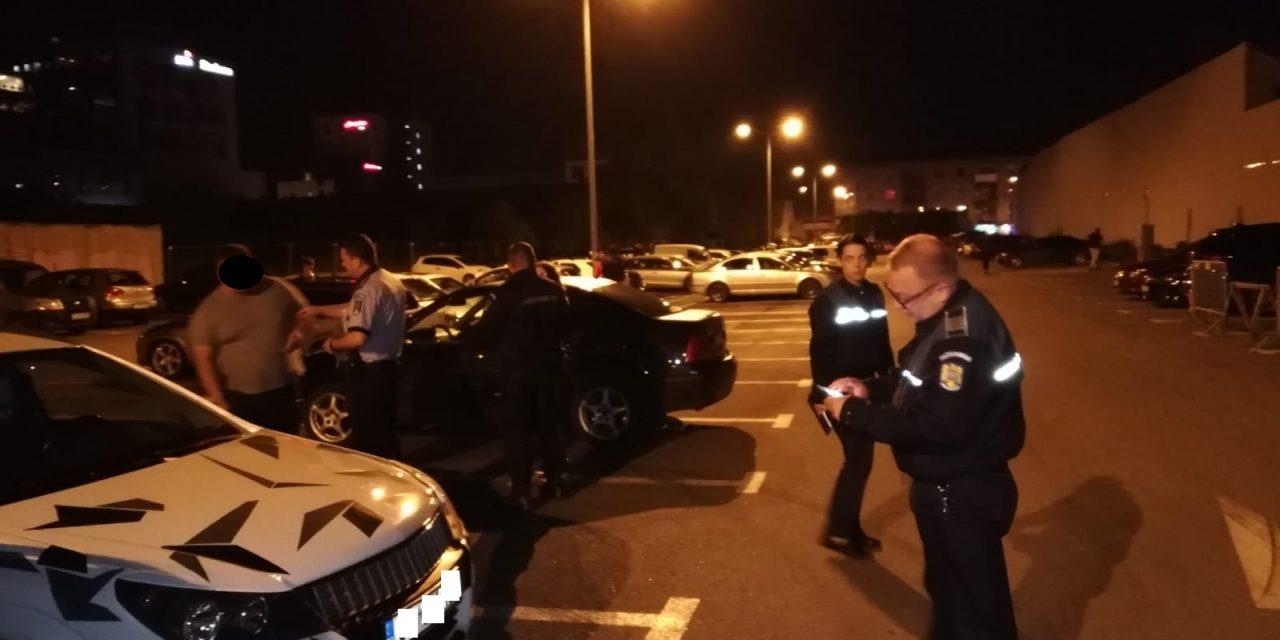 Razie de amploare în Cluj-Napoca! 7 persoane au fost conduse la secție FOTO