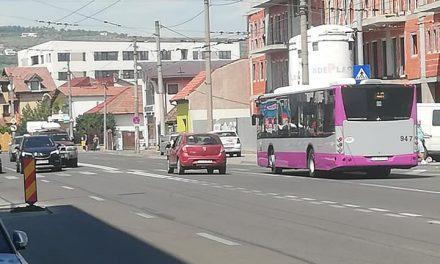Punere în funcțiune a unui nou semafor în Cluj-Napoca